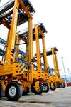 Kalmar Straddle Carriers