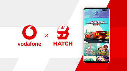 Rovio Entertainment Corp : Vodafone and Hatch launch the