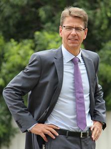 Carsten Riisberg Lund Cement Industry President  FLSmidth