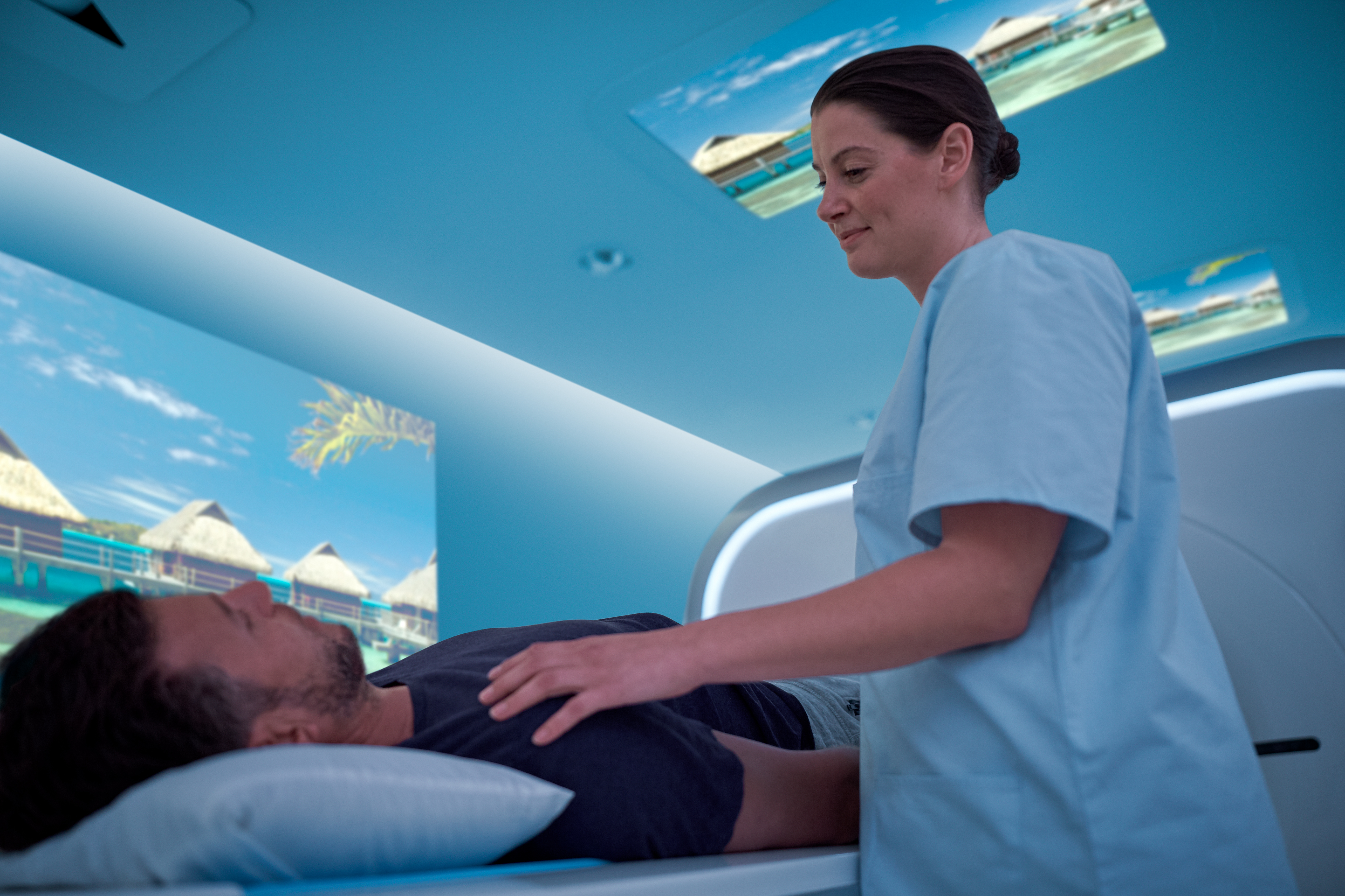 Philips Ambient Experience for CT with Adult