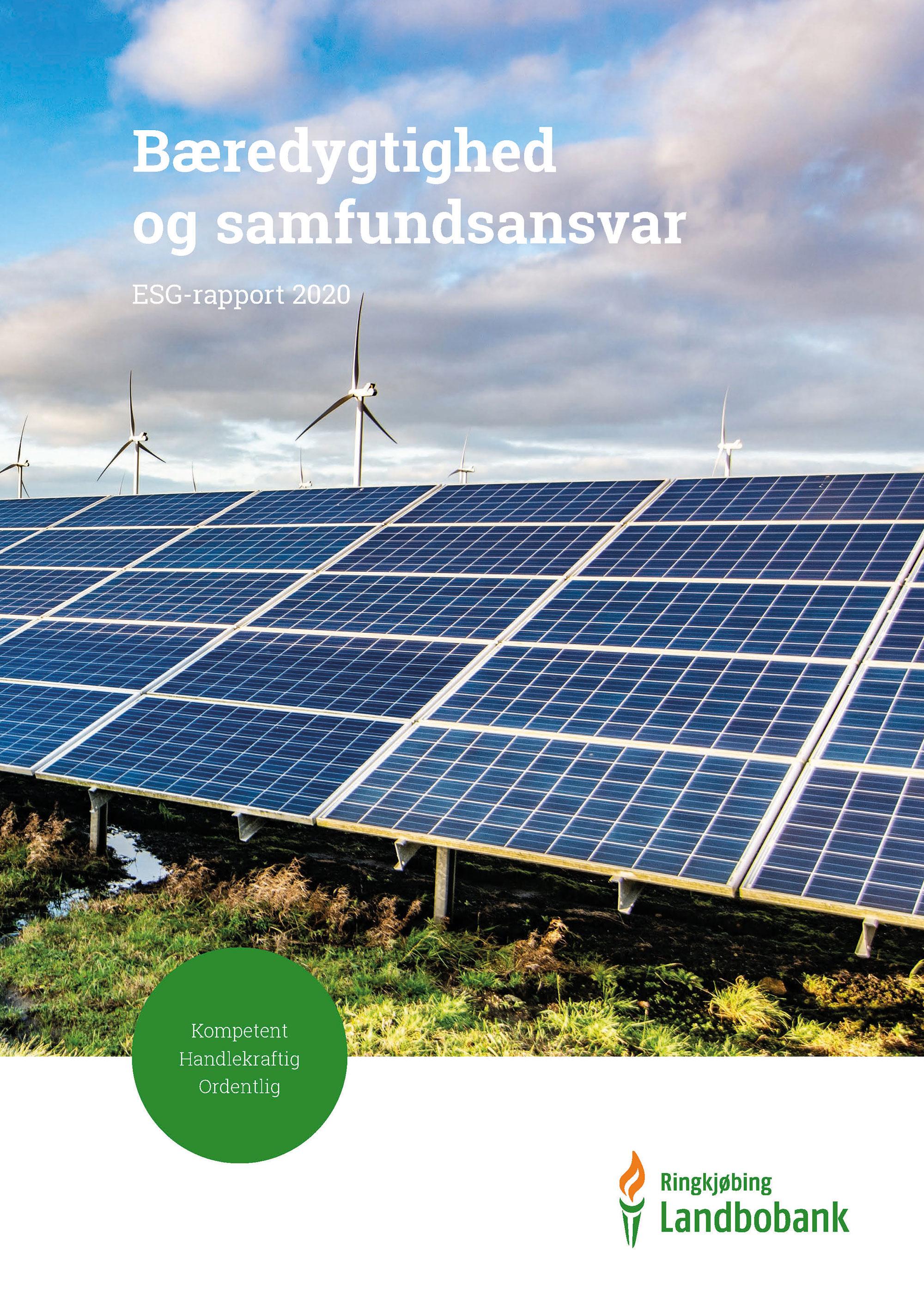 ESG-rapport-forside