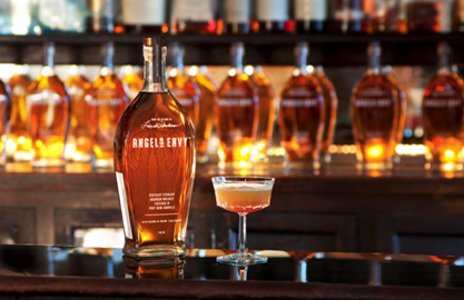 ANGEL'S ENVY® KENTUCKY STRAIGHT BOURBON WHISKEY FINISHED IN PORT WINE BARRELS LAUNCHES IN BERLIN, PARIS AND ROME