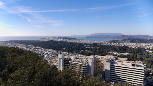 UCSF Parnassus Heights campus