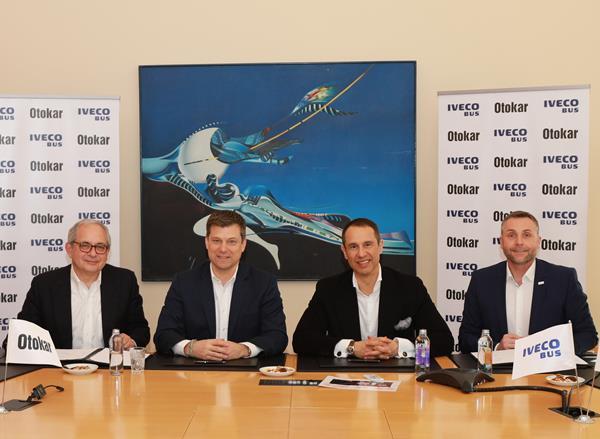 IVECO_BUS_Otokar_contractual_partnership