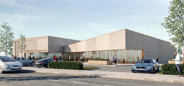 RD Centre design