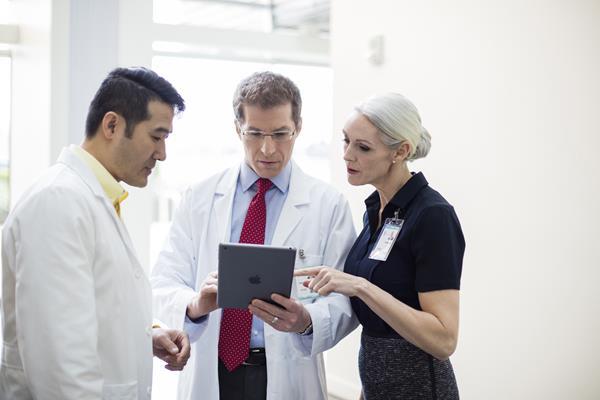 Virtual care collaboration
