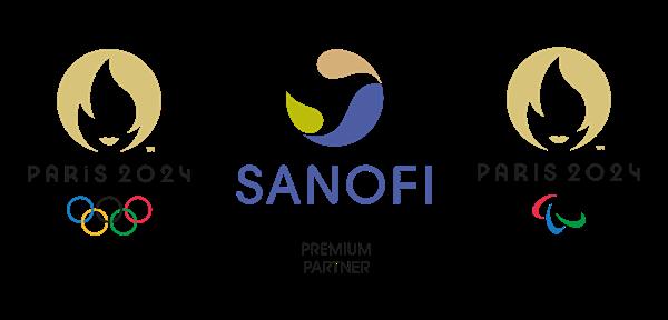 Logo JO Sanofi_Paris2024