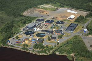Taskila wastewater treatment plant