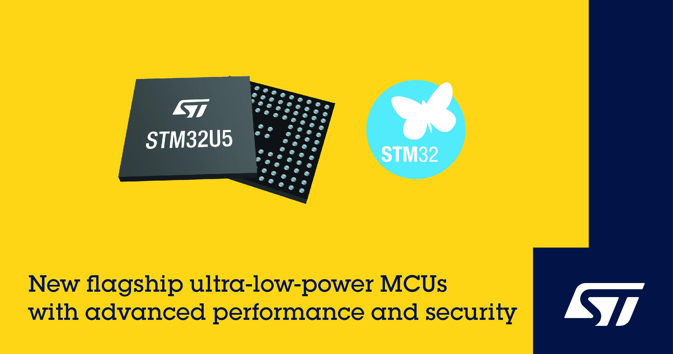 P4329S -- Feb 25 2021 -- STM32U5 MCUs_HR IMAGE