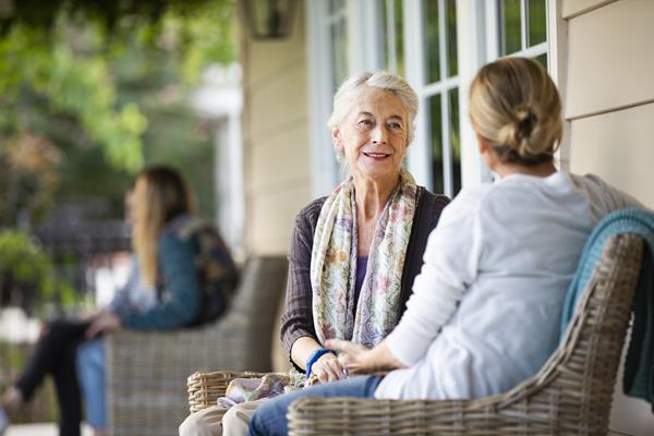 Philips Cares Senior Living BlueBand