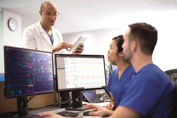 A collaborative approach to healthcare