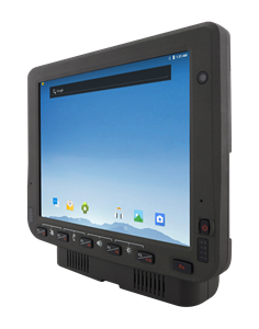 VM3010A Front angled w dock