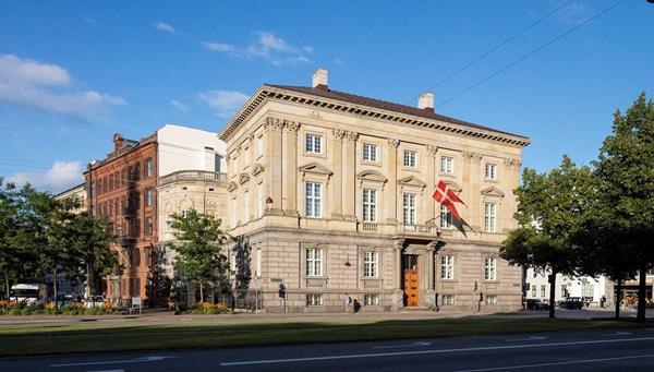 The Carlsberg Foundations' home in Copenhagen, Denmark.