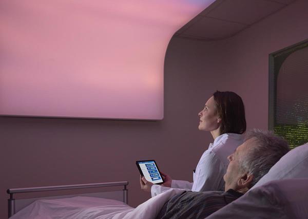 Philips VitalMinds solution to help prevent delirium 2