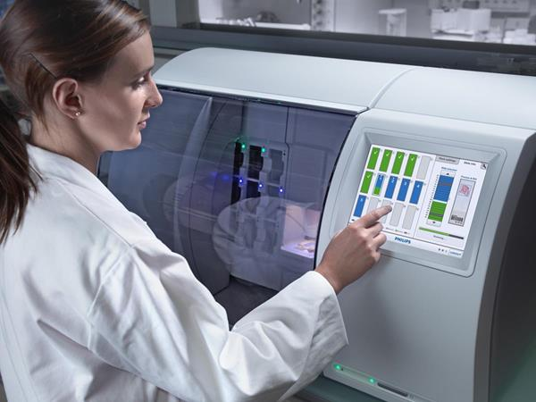 Philips Ultra Fast Scanner