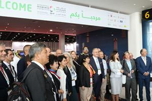 Franchising community at International Franchise Exhibition 2019