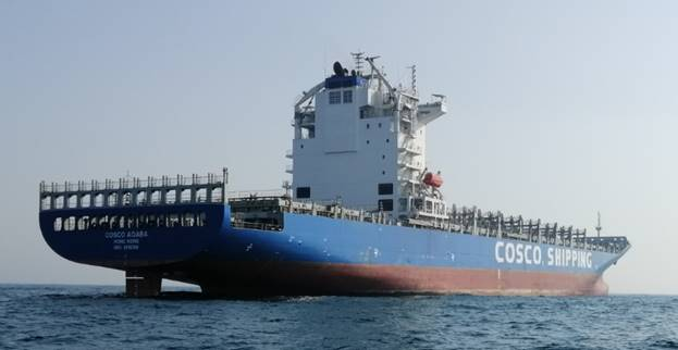 Valmet to supply exhaust gas cleaning systems to COSCO
