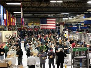 20181004_PHOTO_CNH INDUSTRIAL_Manufacturing Day_Fargo_Lunch1