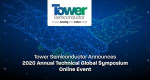 Tower Semiconductor's Online TGS Event