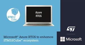 T4300S -- Dec 10 2020 -- ST Microsoft AzureRTOS partnership_IMAGE