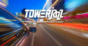TowerJazz Expands its Leading-Edge High Voltage Low RDSON Power Platform