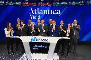 Atlantica Yield - NASDAQ Closing Bell