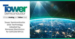 Tower Semiconductor SiGe Technology