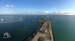 Wind farm Bouwdokken