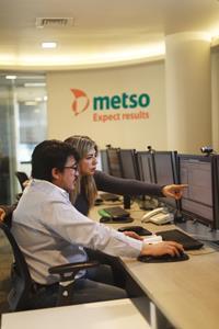Metso performance center in Santiago